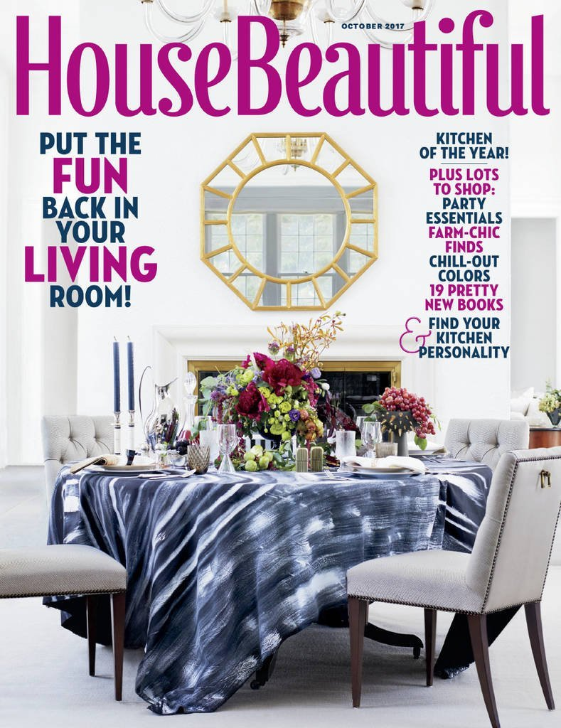 HOUSE BEAUTIFUL US EDITION
