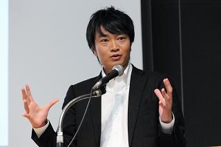 加藤嘉一と竹中平蔵が、日本と中国のこれからを激論 アカデミーヒルズ