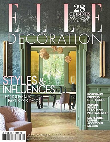 ELLE DECORATION FRENCH EDITION